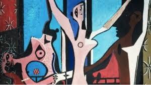 the three dancers-picaso
