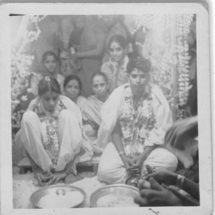 పెద్దన్నయ్య పెళ్లి 1960